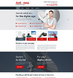 Bootstrap Template #53854