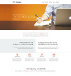 WordPress Template #53881