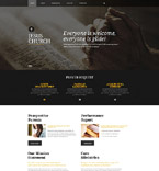 Bootstrap Template #53923