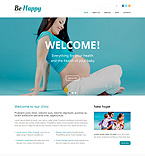 WordPress Template #53938