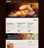 Responsive JavaScript Animated Template #54011