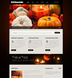 Responsive JavaScript Animated Template #54013