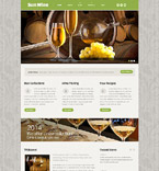 Responsive JavaScript Animated Template #54014