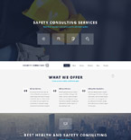 Responsive JavaScript Animated Template #54017