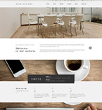 Responsive JavaScript Animated Template #54018