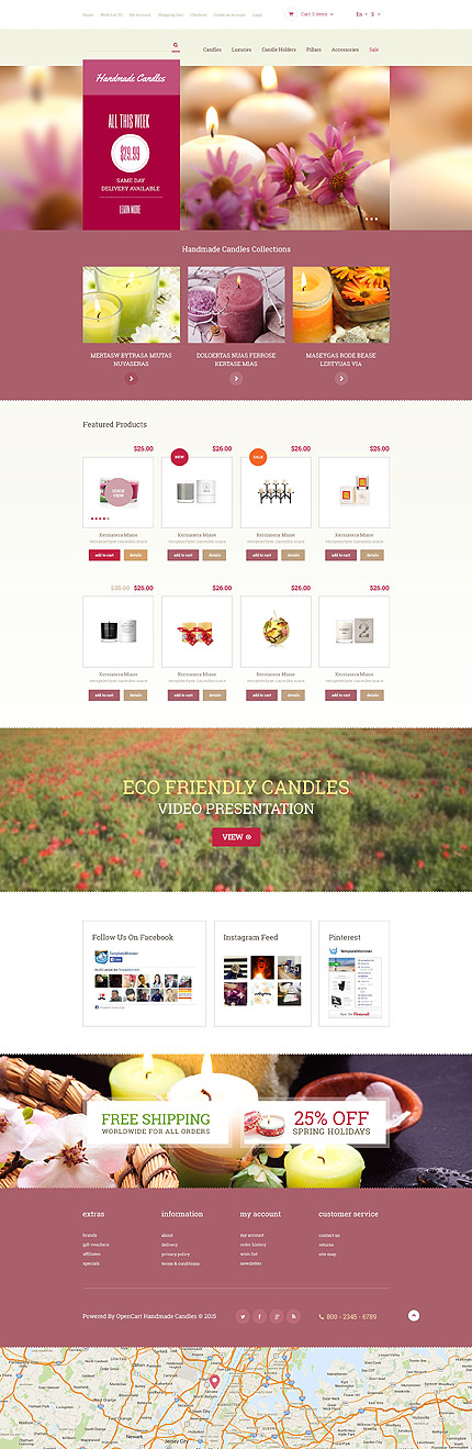 Most Popular Hobbies & Crafts website inspirations at your coffee break? Browse for more OpenCart #templates! // Regular price: $89 // Sources available: .PSD, .PNG, .PHP, .TPL, .JS #Most Popular #Hobbies & Crafts #OpenCart