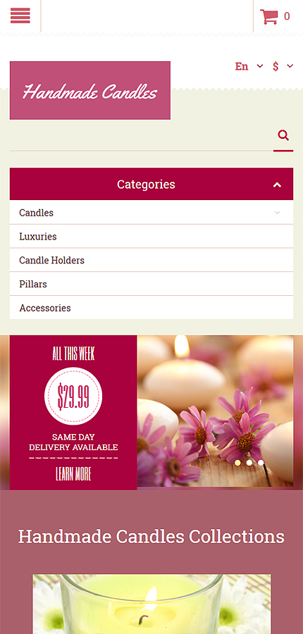 Most Popular Hobbies & Crafts website inspirations at your coffee break? Browse for more OpenCart #templates! // Regular price: $45 // Sources available: .PSD, .PNG, .PHP, .TPL, .JS #Most Popular #Hobbies & Crafts #OpenCart