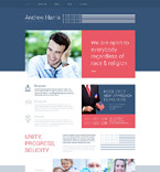 WordPress Template #54033