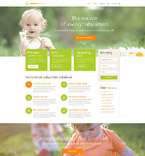WordPress Template #54037