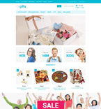 Gifts Magento Template
