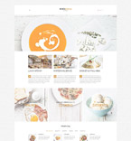 WordPress Template #54578