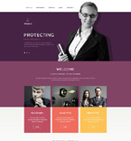Private Lawyer Drupal Template