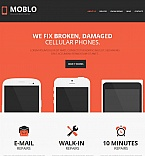 Moto CMS HTML Template #54663
