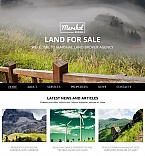 Moto CMS HTML Template #54682