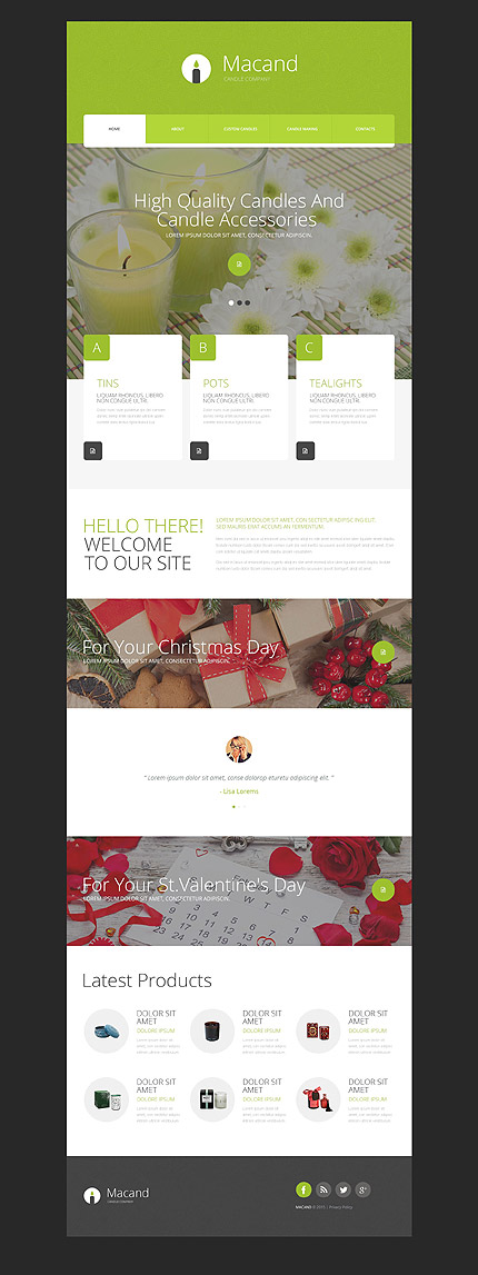 Most Popular Hobbies & Crafts website inspirations at your coffee break? Browse for more Responsive JavaScript Animated #templates! // Regular price: $69 // Sources available: .HTML,  .PSD #Most Popular #Hobbies & Crafts #Responsive JavaScript Animated