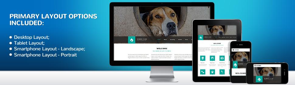 Animals & Pets - Type website-templates - Template # 54701 ...