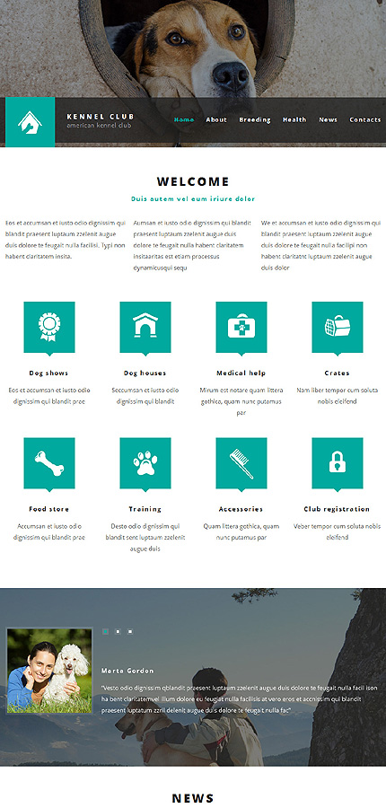 Animals & Pets Most Popular website inspirations at your coffee break? Browse for more Responsive JavaScript Animated #templates! // Regular price: $69 // Sources available: .HTML,  .PSD #Animals & Pets #Most Popular #Responsive JavaScript Animated