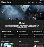 Moto CMS HTML Template #54765