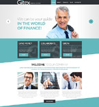 WordPress Template #54794