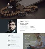 Christian Church Drupal Template
