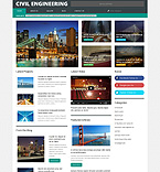 WordPress Template #54850