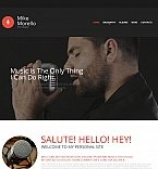 Moto CMS HTML Template #54918