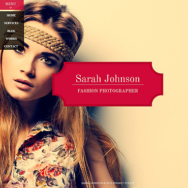Photo Gallery Template # 54921