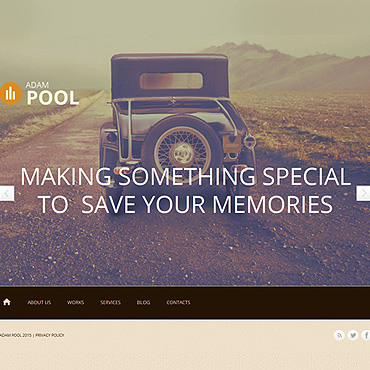 Photo Gallery Template # 54923