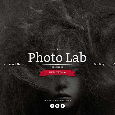 Photo Gallery Template # 54924