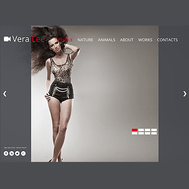 Photo Gallery Template # 54925