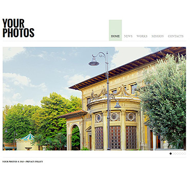 Photo Gallery Template # 54926