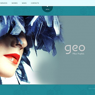 Photo Gallery Template # 54927