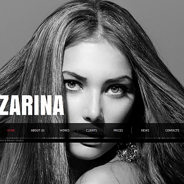 Photo Gallery Template # 54929