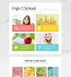 WordPress Template #54937