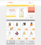 OsCommerce Template #54956
