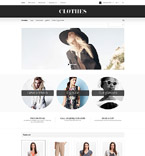 OpenCart Template #55014