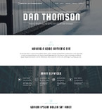 Bootstrap Template #55020