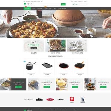 ZenCart Template # 55145