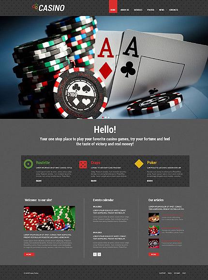 Tema wordpress ideal apuestas, lotería, casino, bingo, pokeronline ...