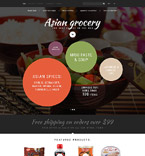 OpenCart Template #55184