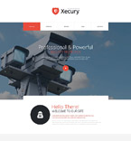 Security Systems Joomla Template