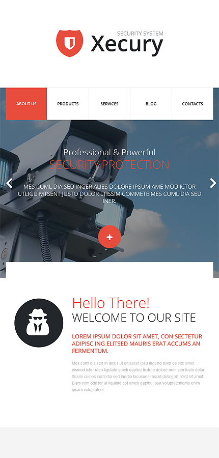 Security Most Popular website inspirations at your coffee break? Browse for more Joomla #templates! // Regular price: $75 // Sources available: .PSD, .PHP #Security #Most Popular #Joomla