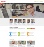 Bootstrap Template #55225