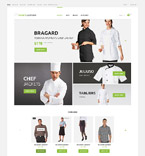 OpenCart Template #55260