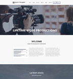 Photography Studio Drupal Template