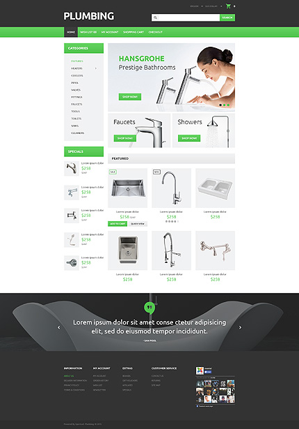 Most Popular Maintenance Services website inspirations at your coffee break? Browse for more OpenCart #templates! // Regular price: $89 // Sources available: .PSD, .PNG, .PHP, .TPL, .JS #Most Popular #Maintenance Services #OpenCart