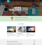 Web Design Agency Drupal Template