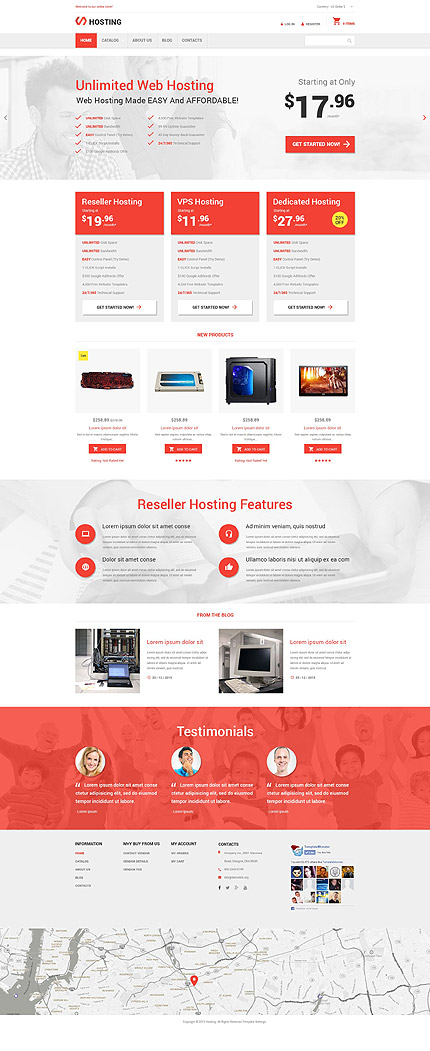 Hosting Most Popular website inspirations at your coffee break? Browse for more VirtueMart #templates! // Regular price: $139 // Sources available: .HTML,  .PSD, .PHP, .XML, .CSS, .JS #Hosting #Most Popular #VirtueMart
