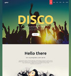 Radio Station Joomla Template
