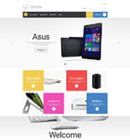 Mobile Devices & Gadgets Magento Template